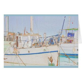 ジブラルタルのマリーナ カード