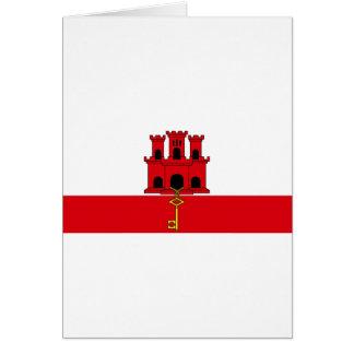 ジブラルタルの旗のGI カード