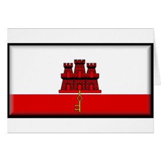 ジブラルタルの旗 カード