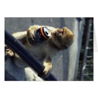 ジブラルタルの猿 カード