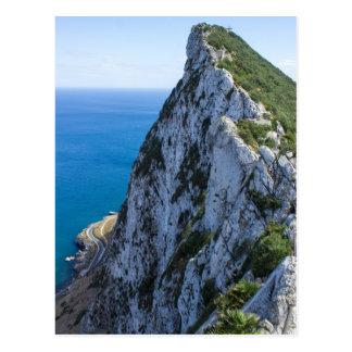 ジブラルタルの郵便はがき ポストカード