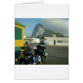 ジブラルタルを経て北岬(ノルウェー)に、 カード