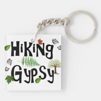 ジプシーのキーホルダーのハイキング キーホルダー