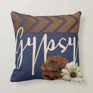 ジプシーの旅行者の枕 クッション
