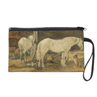 ジプシーの馬、c.1885-90 (キャンバスの油) リストレット