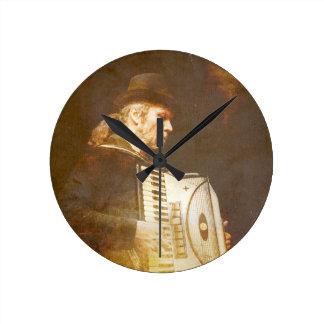 ジプシー王の歌 ラウンド壁時計