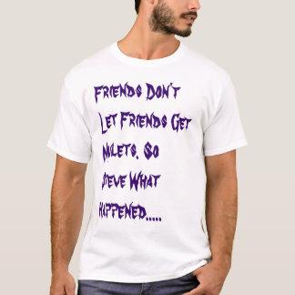ジミーにマレットがあります! Tシャツ