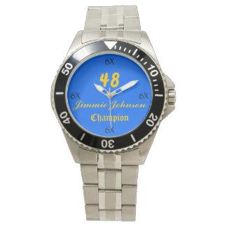 ジミージョンソンの短距離走のコップの勝者2013年 腕時計