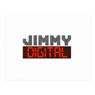 ジミーデジタル ポストカード