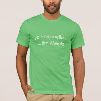 ジムのかえで Tシャツ