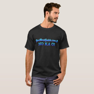 ジムのマウイガイドKA OIのワイシャツ無し Tシャツ
