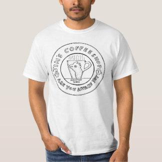ジムの喫茶店 Tシャツ