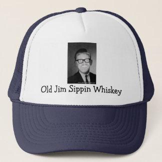 ジム古いSippinのウィスキー キャップ