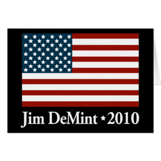 ジムDeMint 2010年 カード