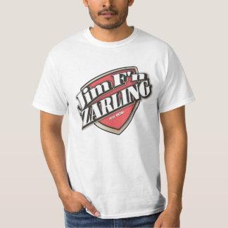 ジムF'n Zarling Tシャツ