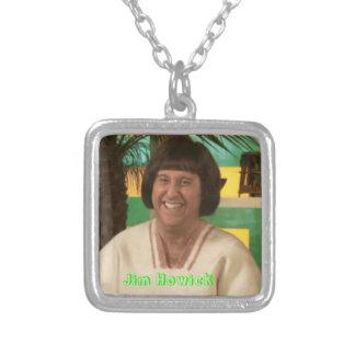 ジムHowickのネックレス シルバープレートネックレス