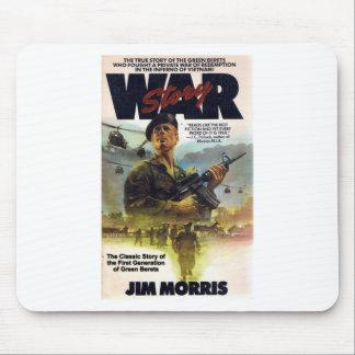 ジムMorrisのクラシックなベトナム戦争の物語 マウスパッド