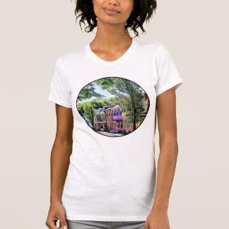 ジムThorpe PA -風変わりで古風な通り Tシャツ