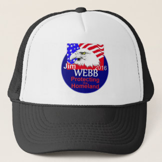 ジムWEBB 2016年 キャップ