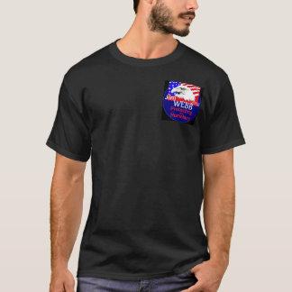 ジムWEBB 2016年 Tシャツ