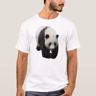 ジャイアントパンダの写真のTシャツ Tシャツ