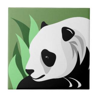 ジャイアントパンダの芸術のタイル タイル
