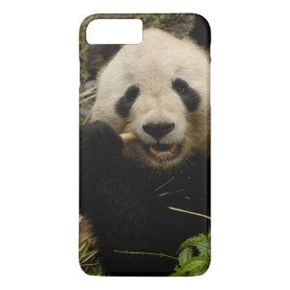 ジャイアントパンダのAiluropodaのmelanoleuca)家族: 5 iPhone 8 Plus/7 Plusケース