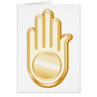 ジャイナ教の記号 カード