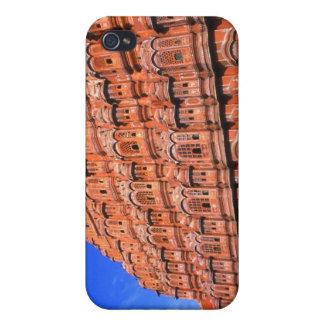 ジャイプルインドの風宮殿 iPhone 4 ケース
