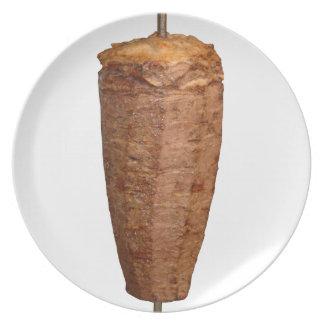 ジャイロコンパス- Kebab プレート