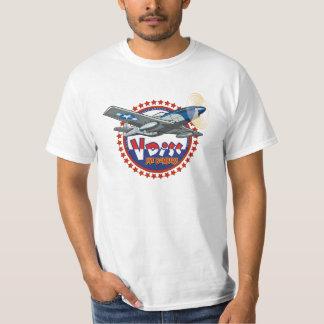 ジャイヴの爆撃機のティー Tシャツ