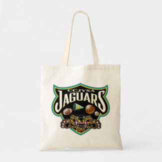 ジャガーのトート トートバッグ