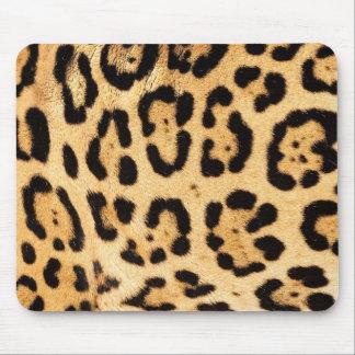 ジャガーのプリントのマウスのマット マウスパッド