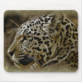 ジャガーのマウスパッド マウスパッド