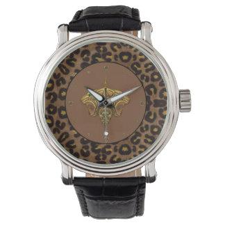 ジャガーの呼出し 腕時計