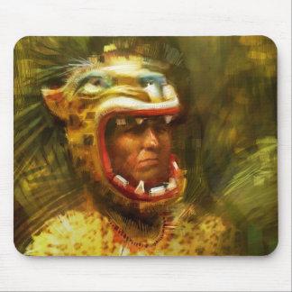 ジャガーの戦士 マウスパッド
