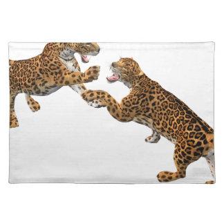 ジャガーの挑戦 ランチョンマット