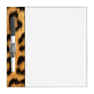 ジャガーの毛皮2 ホワイトボード