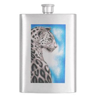 ジャガーの芸術 フラスク