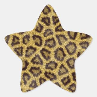 ジャガーの質 星シール