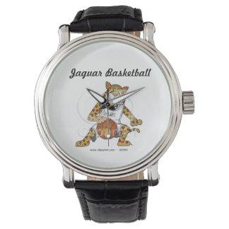 ジャガーのBaskeballの腕時計 腕時計