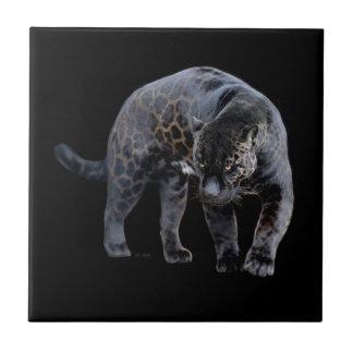 ジャガーのDiabloの小さいセラミックタイル タイル