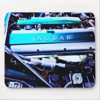 ジャガーエンジン マウスパッド