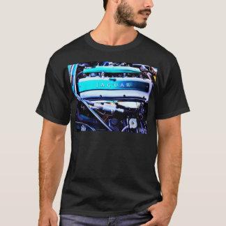 ジャガーエンジン Tシャツ