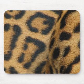 ジャガーパターンマウスパッド マウスパッド