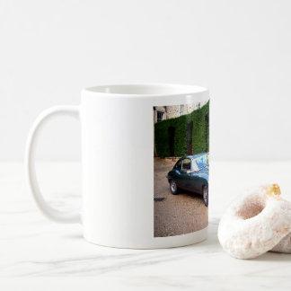 ジャガーEのタイプクラシック車 コーヒーマグカップ