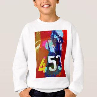 ジャガーEのタイプ水彩画 スウェットシャツ