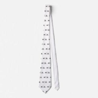 ジャガーXKのロードスター オリジナルネクタイ