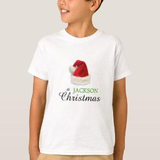 ジャクソンのクリスマス Tシャツ