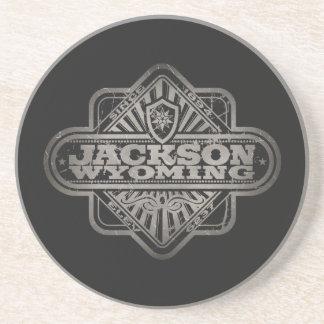 ジャクソンのヴィンテージのダイヤモンド コースター